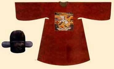 中国宋明时期的服饰